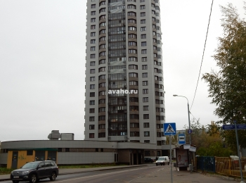 Новостройка Жилой дом в 17-м проезде Марьиной Рощи